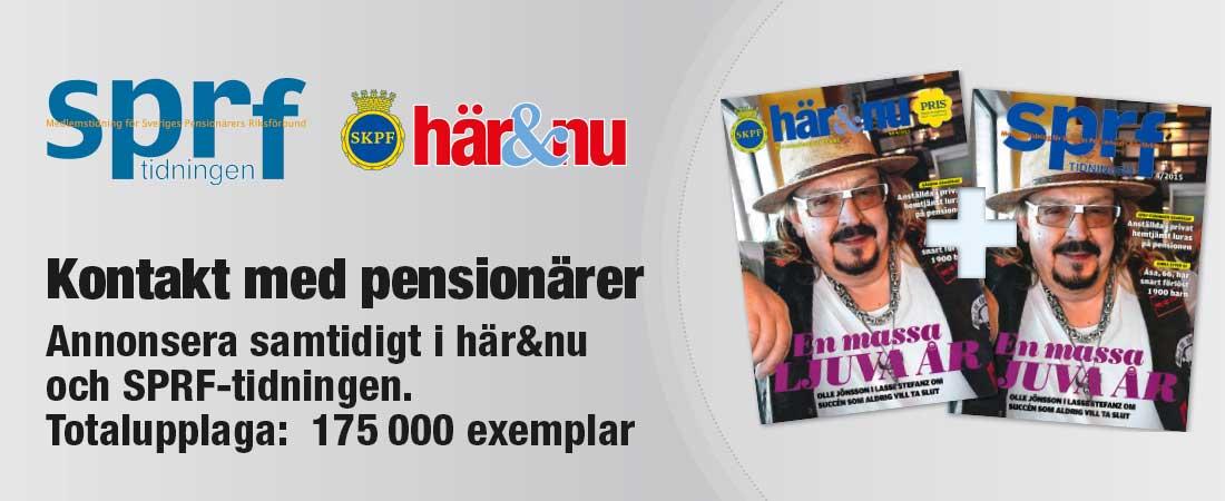 SPRF, Här & Nu